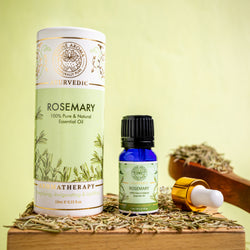 Rosemary |  For Skin, Hair, Memory, Concentration