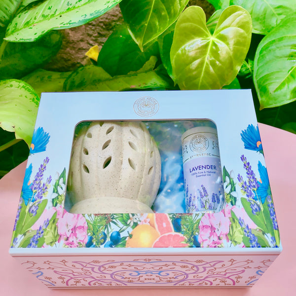 Aromatherapy Gift box - Luxury