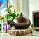 Aromatherapy Combo   Aroma diffuser (funnel type) + 1 Essential Oil   Make your own
