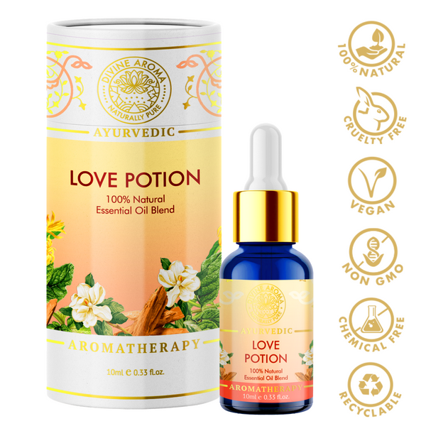 Love Potion Blend |  For an enticing atmosphere