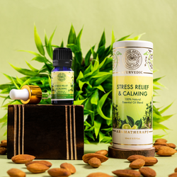 Stress Relief and Calming Blend |  For relaxing after a stressful day
