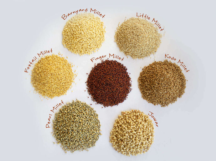Why Organic Millets should be a part of your everyday diet