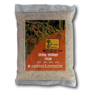 Timbaktu Organic Little Millet Rice