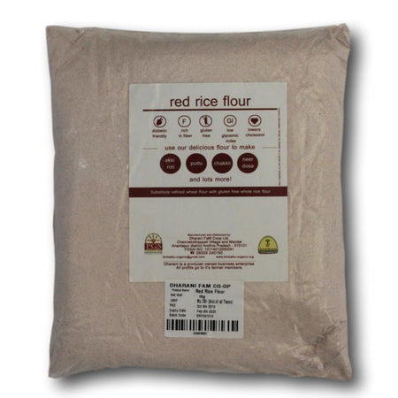 Timbaktu Organic Red Rice Flour