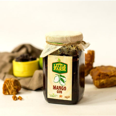 The Little Farm Company Mando Gur Pickle