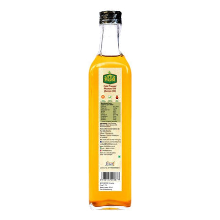 The Little Farm Company Mustard Oil