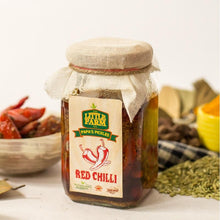 Load image into Gallery viewer, The Little Farm Company Red Chilli Pickle