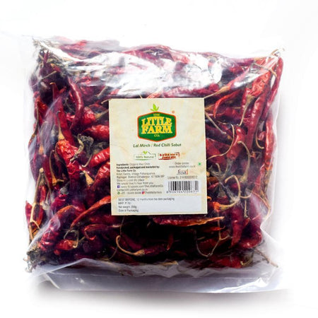 The Little Farm Company Red Chilli Sabut