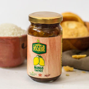 The Little Farm Company Sweet Mango Chutney