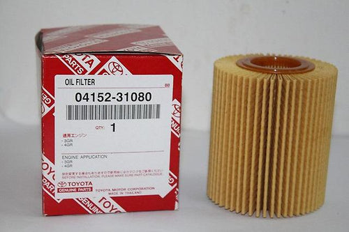 TOYOTA OEM OIL FILTER 3GR / 4GR