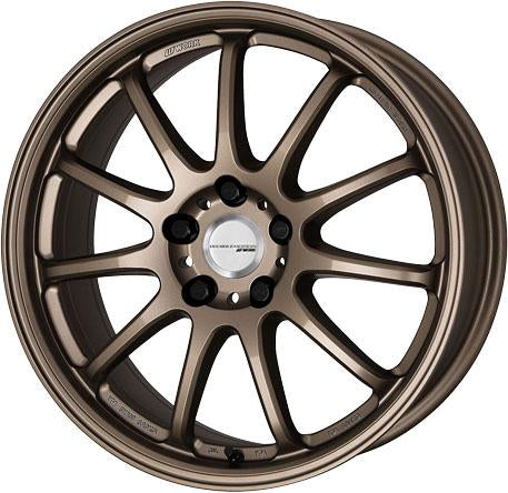 WORK EMOTION 11R 18x9.5+12 5/114.3 MHG (BRONZE)
