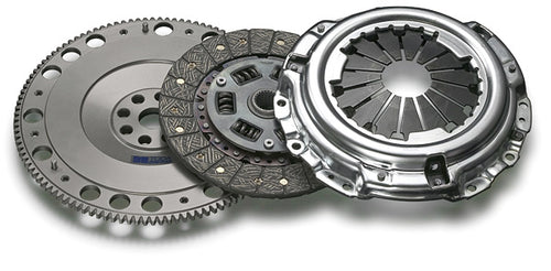 TODA RACING ULTRA LIGHT WEIGHT CHROMOLY FLYWHEEL CLUTCH KIT SPORTS DISC - DC2 DB8 EK4 EK9 EG2 EG6 EG9 EF8 DA6 DA8 DB8