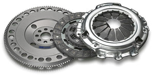 TODA RACING ULTRA LIGHT WEIGHT CHROMOLY FLYWHEEL AND CLUTCH KIT SPORTS DISC - CL7 CL9 EP3 FD2 FN2 DC5