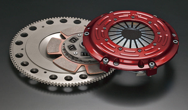 TODA RACING HIGH POWER SINGLE CLUTCH KIT - CL7 CL9 EP3 FD2 FN2 DC5