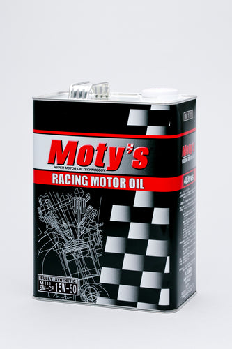 MOTY'S ENGINE OIL M111 15W50 4L