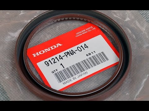 HONDA OEM REAR MAIN SEAL - DC5 EP3 CL7 FD2 FN2