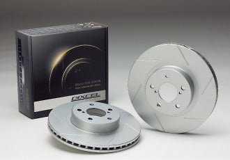 DIXCEL SD FRONT ROTORS FOR SUBARU GDB STI