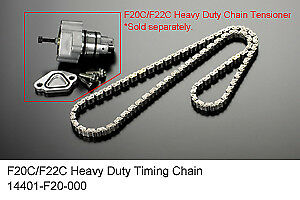 TODA RACING HEAVY DUTY TIMING CHAIN - HONDA S2000 AP1 AP2 F20C F22C