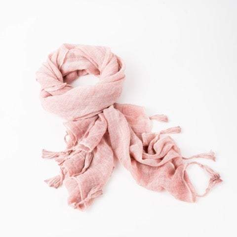 Scarf | Pink by Queen Of The Foxes shop online now