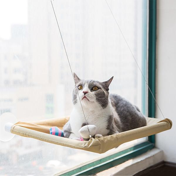 Trendy Fam 200003700 Window Hanging Cat Hammock