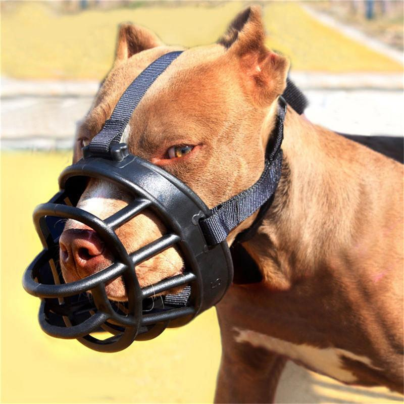 Trendy Fam 200003720 Anti Bark Silicone Dog Muzzles