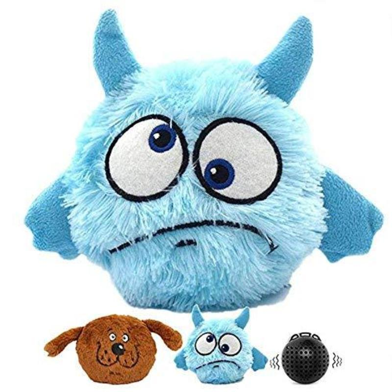 Trendy Fam 200003723 Electric Vibration Pets Giggle Ball Toy