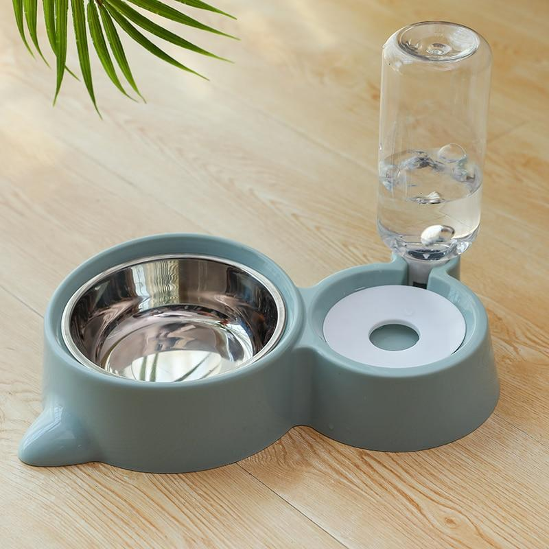 Trendy Fam 200003781 Cat Water Dispenser Feeder Bowls