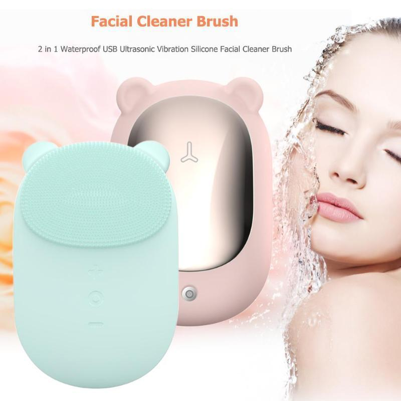 Trendy Fam 200191142 USB Rechargeable Facial Cleansing Machine