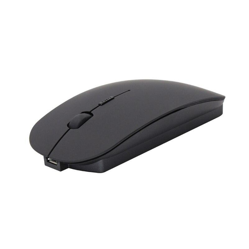 Trendy Fam 70805 Black Portable Ultra-thin Wireless Mouse