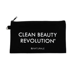 Clean Beauty Revolution Travel Cosmetics Bag