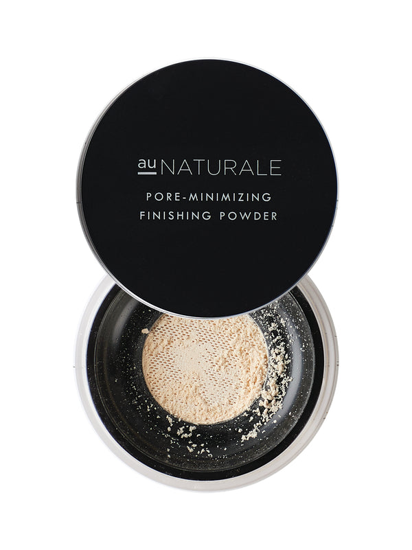 Pore Minimizing Finishing Powder