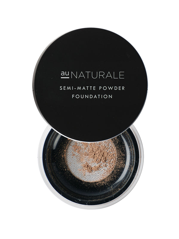Semi-Matte Powder Foundation