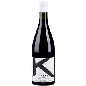 K Vintners Wahluke Slope Milbrandt Vineyard Syrah 2017 750ml