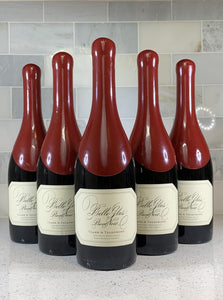 6 BOTTLES BELLE GLOS CLARK & TELEPHONE PINOT NOIR 2018 750ML
