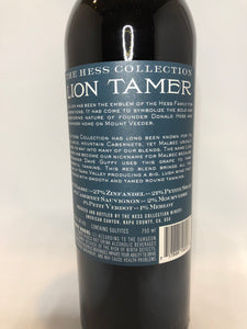 Lion Tamer Napa Valley Red Wine 2016 750ML