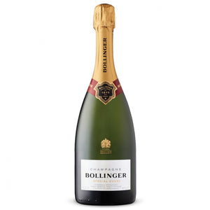 Bollinger Champagne Brut Special Cuvee Champagne Blend 750ml