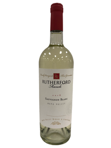Rutherford Ranch Sauvignon Blanc from Napa Valley 2018 750ML
