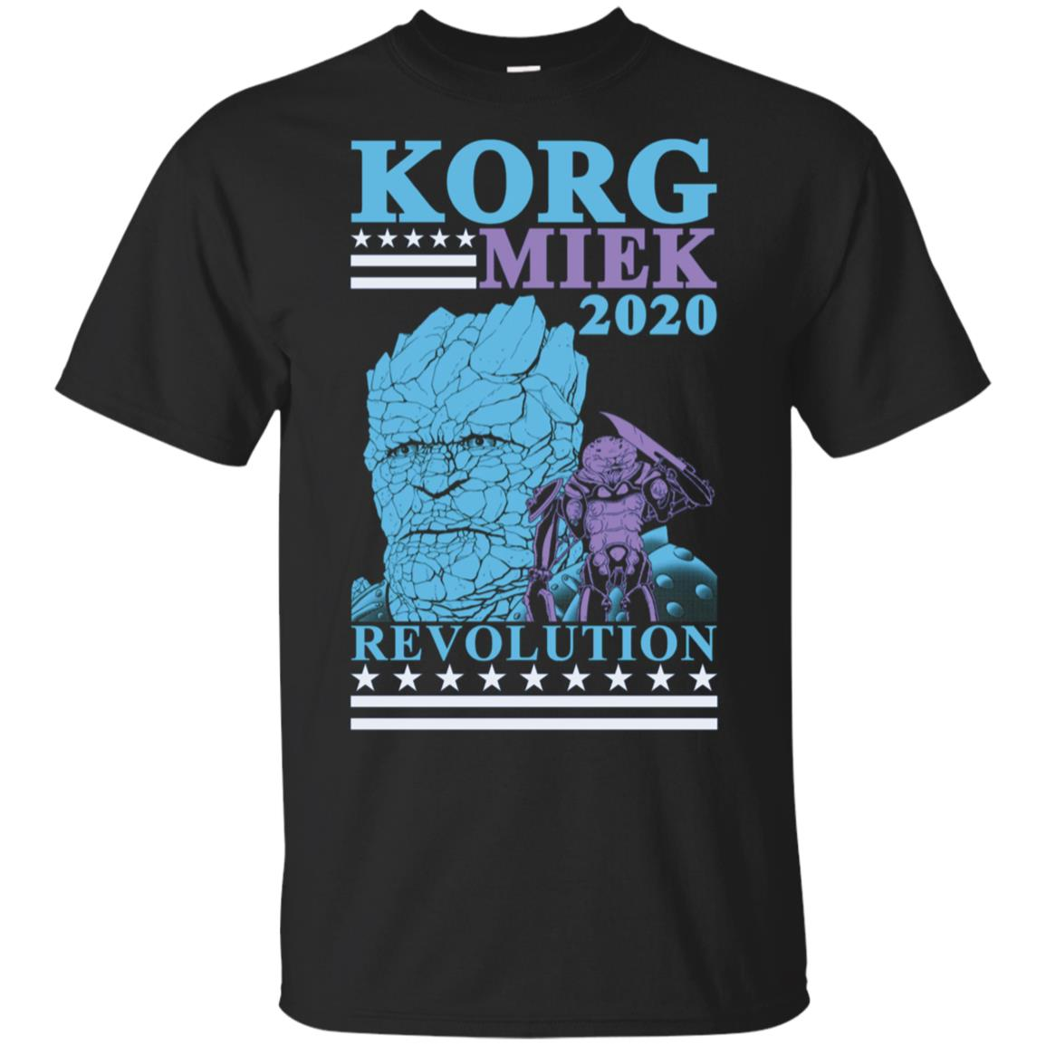 Korg Miek 2020 Revolution shirt