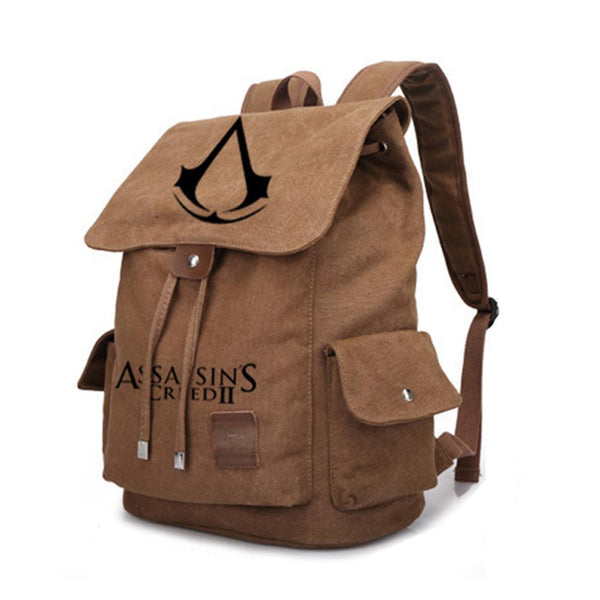 Anime Comics Attack On Titan Rucksack Backpack - Blue OTAB052 - otakumadness