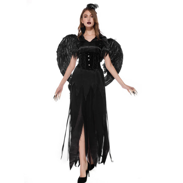 Dark Angle Cosplay Costume - otakumadness