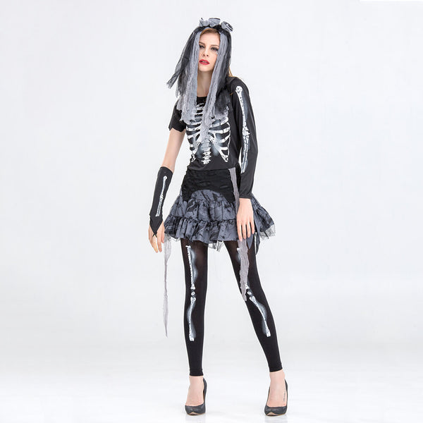 Day Of Dead Costume - otakumadness
