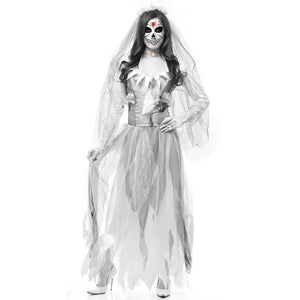 Ghost Bride Costume - otakumadness