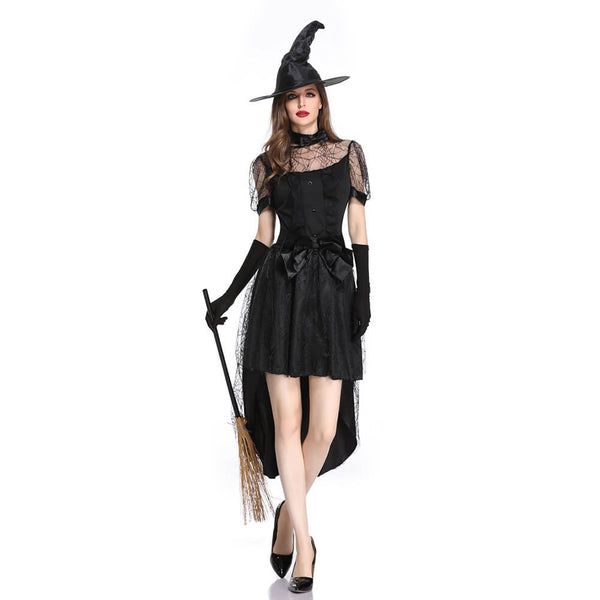 Goth Maiden Witch Costume - otakumadness
