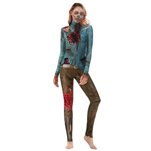 Halloween Horror Cosplay Costume - otakumadness