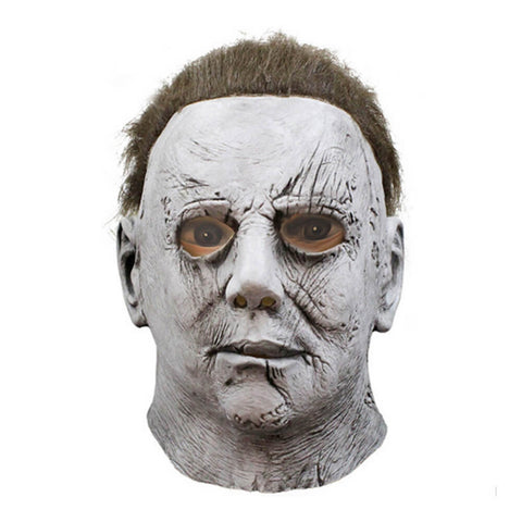 Halloween Latex Head Mask - otakumadness