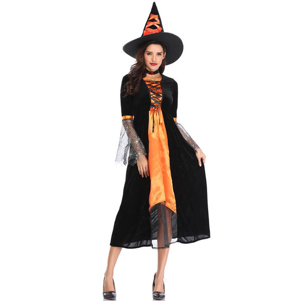Halloween Witch Costume - otakumadness