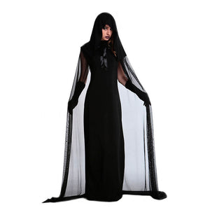 Halloween Witch Costume with Gloves - otakumadness