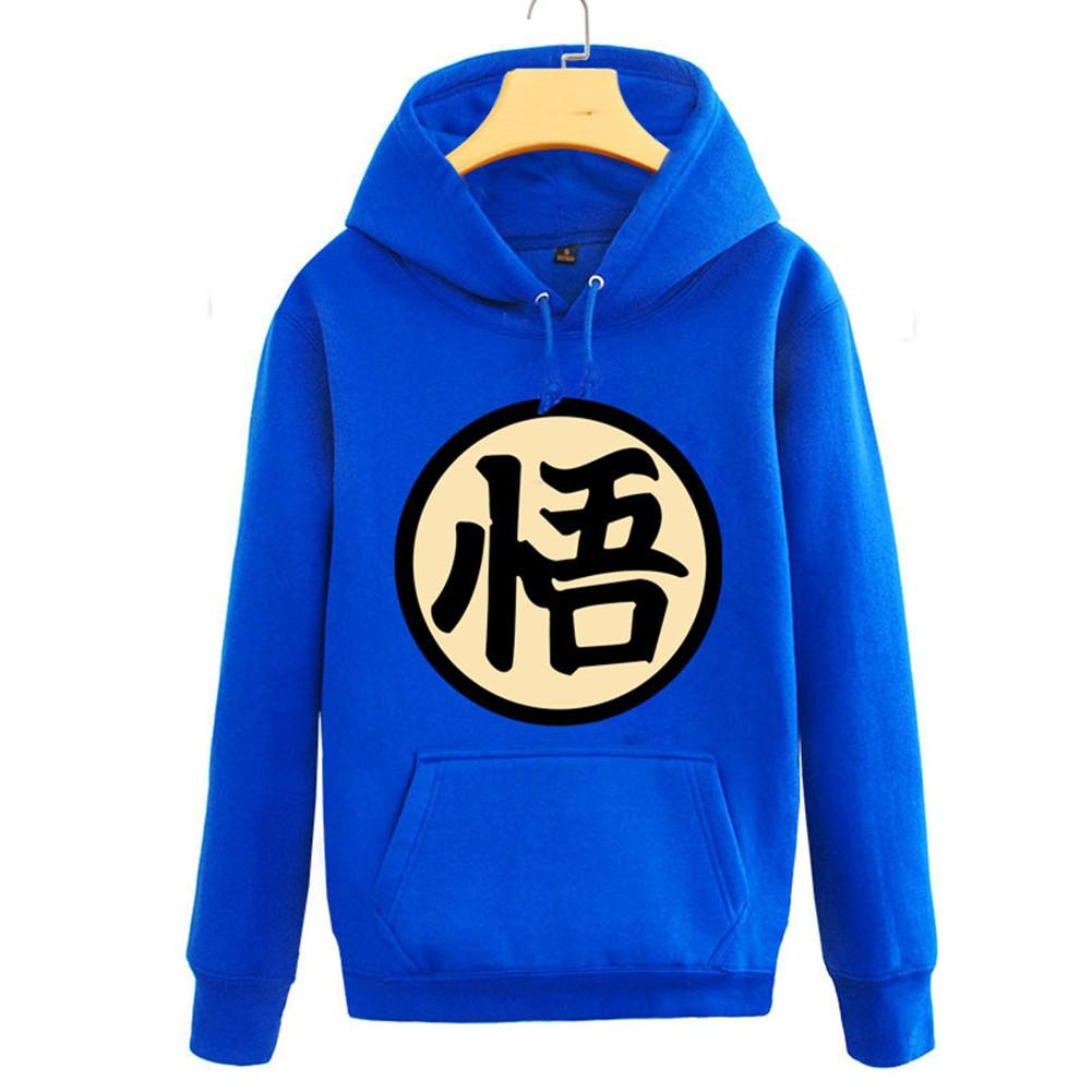Dragon Ball Hoodies - Anime Fleece Pullover Hoodie OTA012 - otakumadness