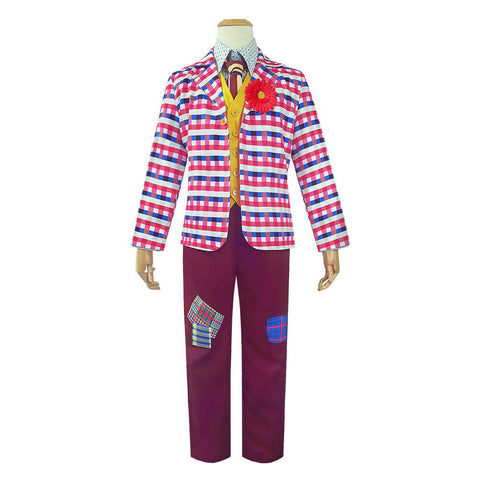 Joker 2019 Suit Cosplay Costume Halloween Outfit OTK002 - otakumadness