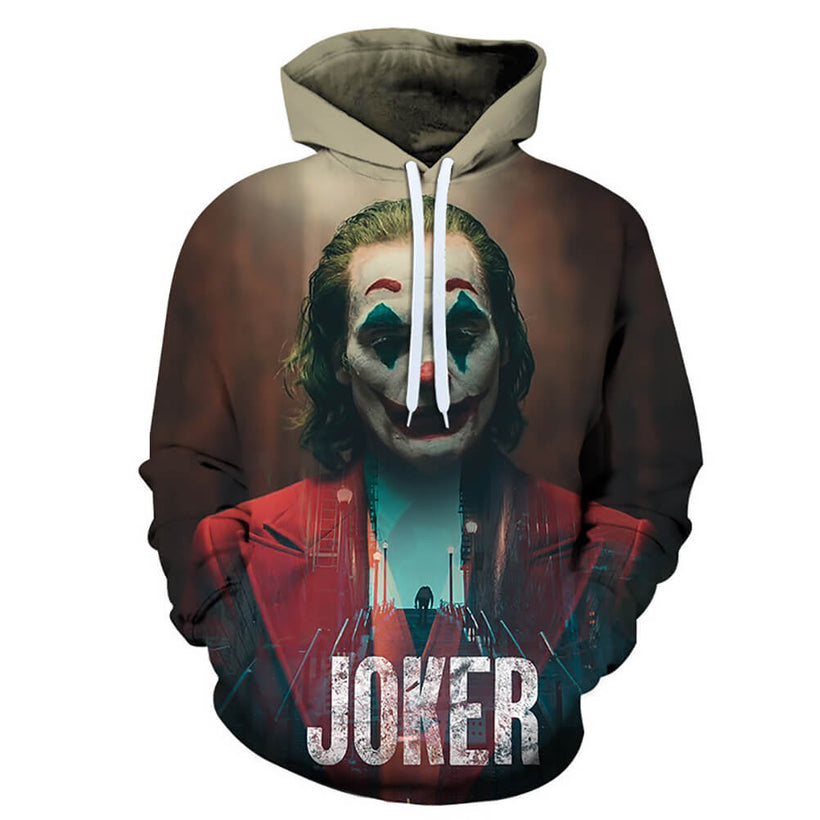 Joker 2019 Hoodies